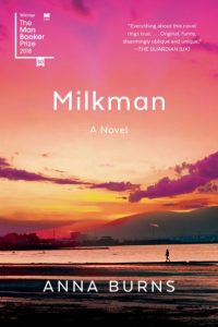 Book cover of Milkman