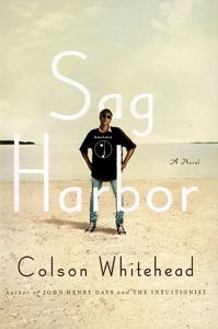 Sag Harbor book cover