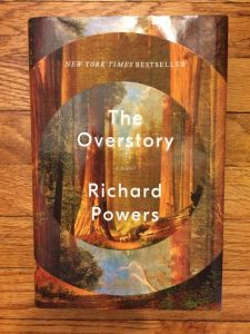 The Overstory book jacket