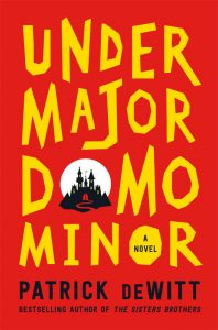 Book cover of Undermajor Domominor
