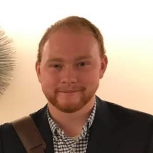 Davis Brock ('18) head shot