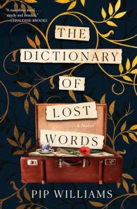 """Book cover of """"Dictionary of Lost Words"""""""