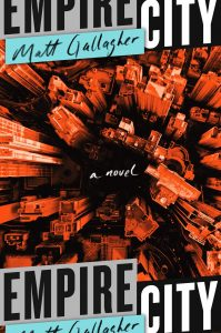 """Cover of the book """"Empire City"""""""