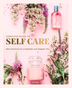Book cover to The Guide to Self Care