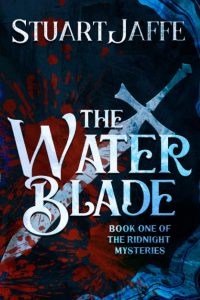 Book cover of The Water Blade