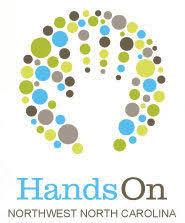HandsOn NC Logo