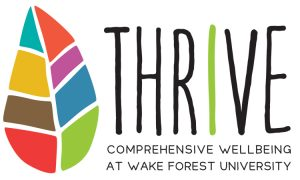 Thrive Comprehensive Wellbeing At Wake Forest University