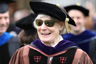 Retiring Professor of Art Margaret Smith