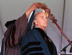 The Rev. Frederick Buechner