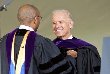 Vice President of the United State Joe Biden