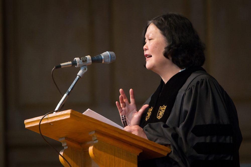 Carolyn Y. Woo