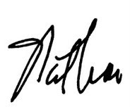 Nathan Hatch signature