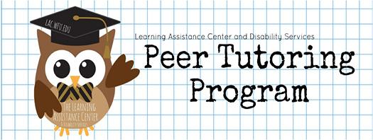 peer tutoring logo