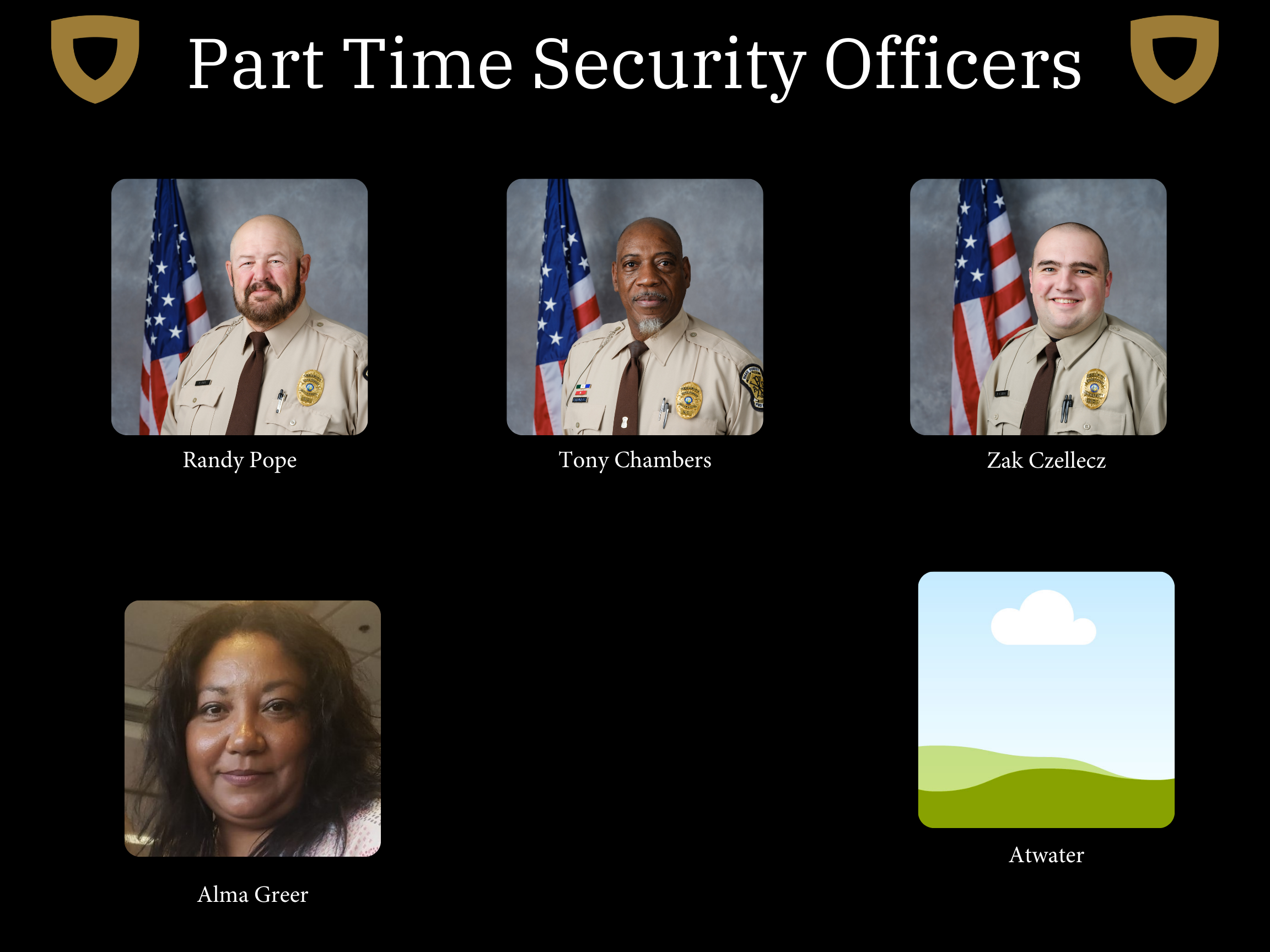 PT Security Officers