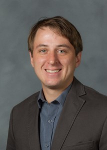 Wake Forest new faculty headshots, Thursday, August 13, 2015. Andrew Gurstelle.
