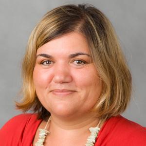 Wake Forest faculty headshots, Wednesday, August 28, 2013. Angela Kocze, Sociology.