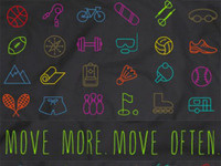 Move more Move Often