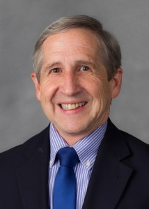 Sam Gladding, Chair, Department of Counseling, Wake Forest University, Tuesday, December 3, 2013.