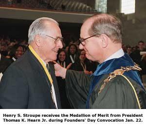 Henry S. Stroupe