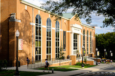 Exterior of the WF Wellbeing Center
