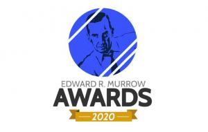 Edward R Murrow Awards 2020 logo