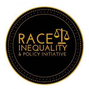 Logo for the Race, Equality & Policy Initative