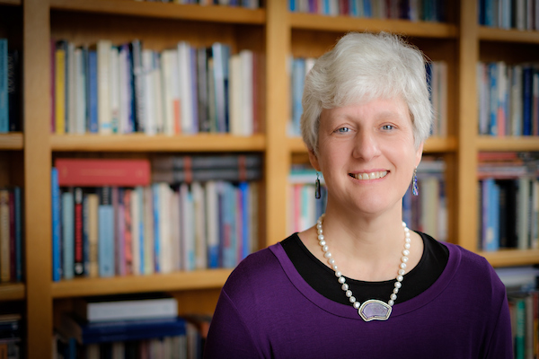 Professor Jill Crainshaw has been named the first campus ombudsperson.