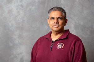 Headshot of Darren Aaron, Student Health Service associate director and Wake Forest EMS advisor
