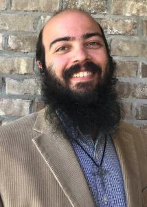 Headshot of Wake Forest Divinity faculty member Austin Rivera