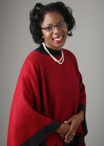 Headshot of Wake Forest faculty member Melanie L. Harris