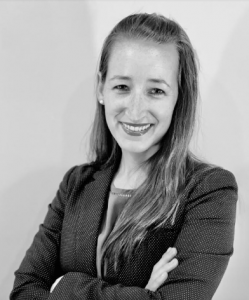 Headshot of Ashleigh M. Brock, chief of staff in the Wake Forest University Office of the President