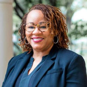 Headshot of Shonda Jones, executive director of academic programs at the WFU School of Professional Studies