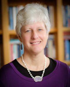 Photo of Jill Crainshaw, Wake Forest University ombuds, vice dean for faculty development and academic initiatives and Blackburn Professor of Worship and Liturgical Theology