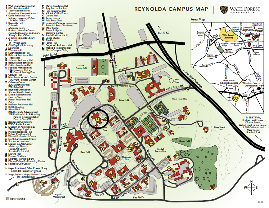 Campus Map_Wait Chapel