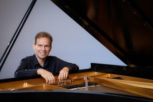 Dr. Peter Kairoff at piano