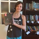 Elizabeth Reale Beats Headphones Winner (Suicide Prevention Blitz Week Spring 2016)