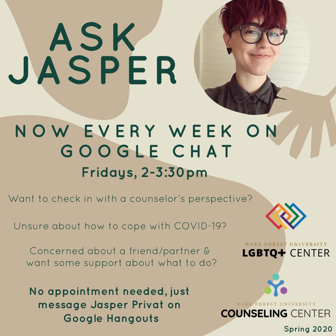 Ask Jasper