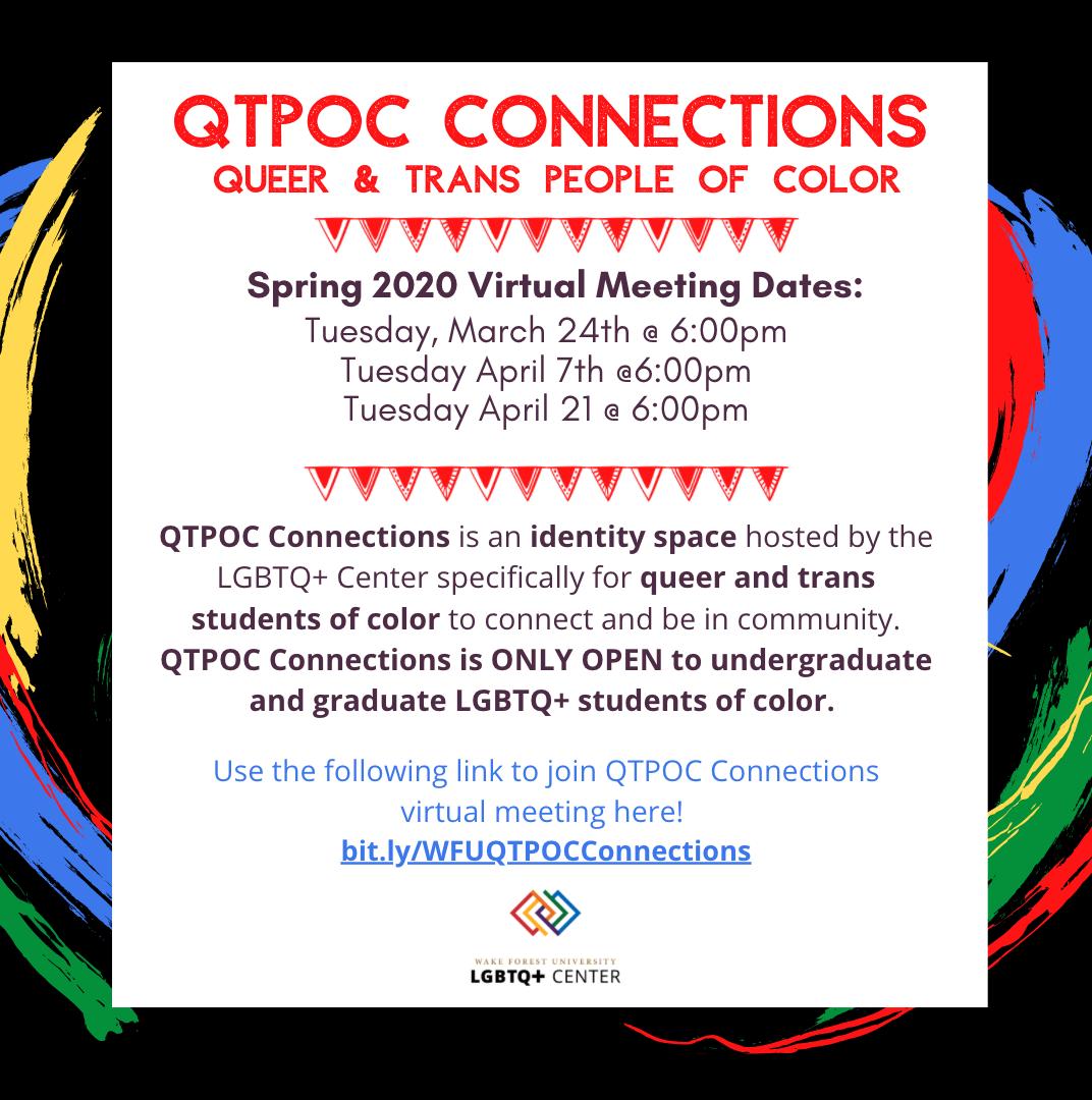 QTPOC Connections