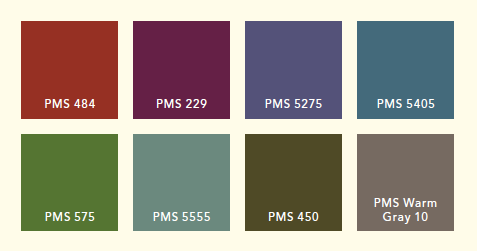 Identity Standards   Colors and Paper Stock