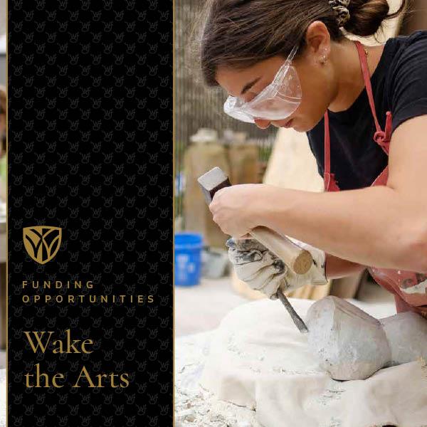 Wake the Arts thumbnail