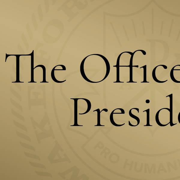 Office of the President thumbnail
