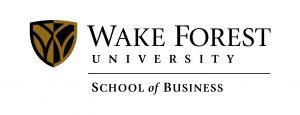 WFU School of Business H logo CMYK