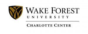 WFU Charlotte Center H logo CMYK