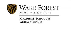 WFU Grad Arts and Sciences H logo CMYK