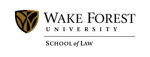 WFU School of Law H logo CMYK