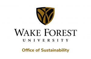 Office of Sustainability Vertical logo