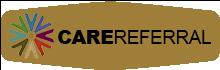 CARE Referral button