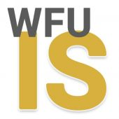 WFU Information Systems Logo