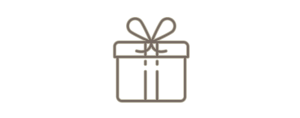 Retirement Gifts Icon