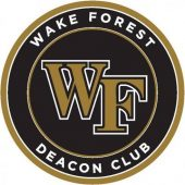 WFU Deacon Club Logo